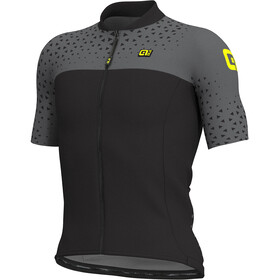 Alé Cycling Solid Climb SS Jersey Men grey-black
